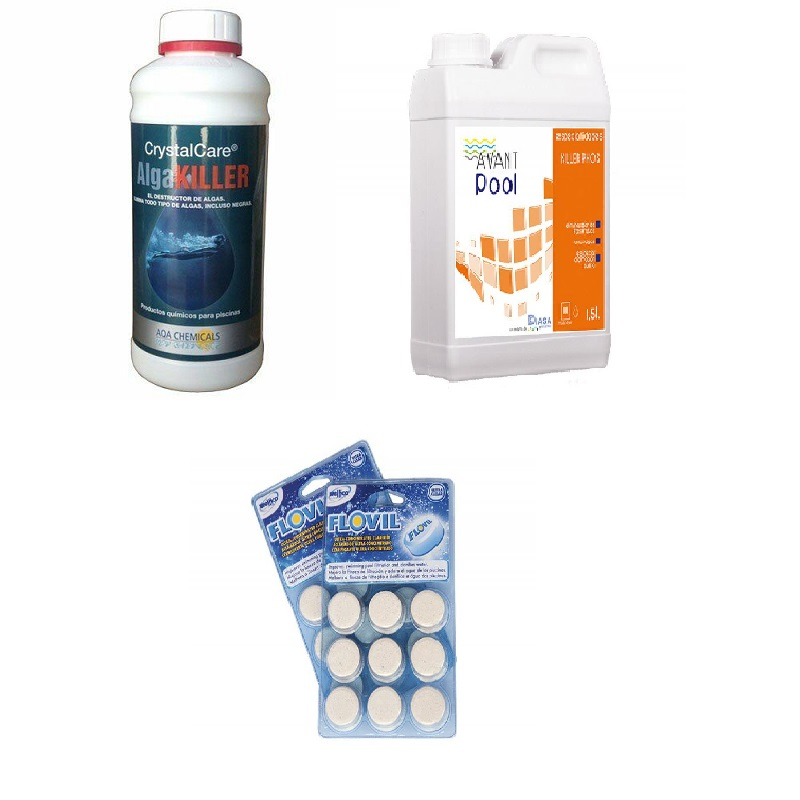 Químicos especialidades