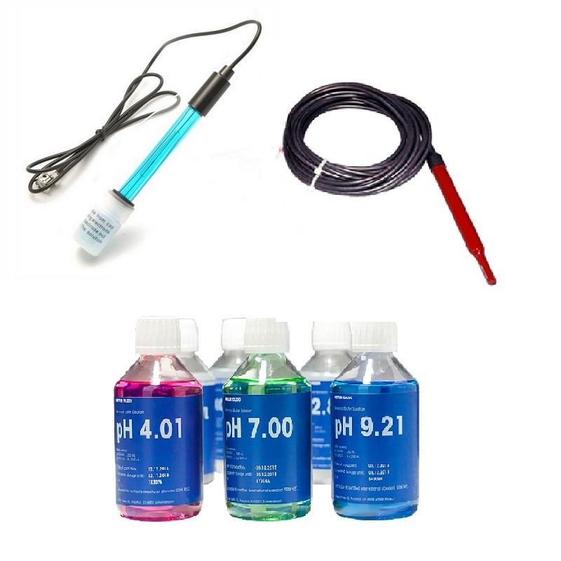 Repuestos cloración inyección y medición