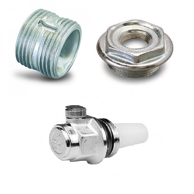 Accesorios radiador (tapón, purga,etc)