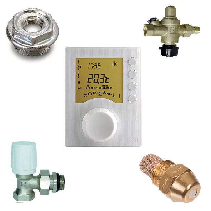 Accesorios calefacción
