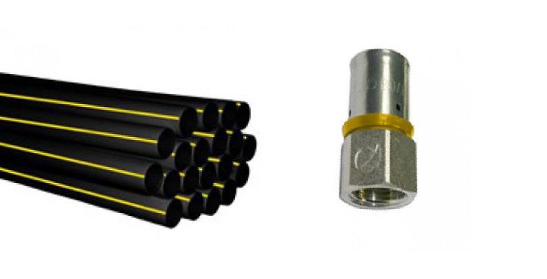 Tubería y accesorio multicapa prensar