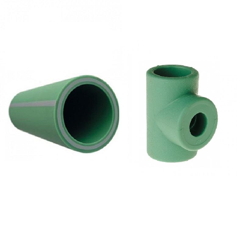 PPR tubería y accesorio