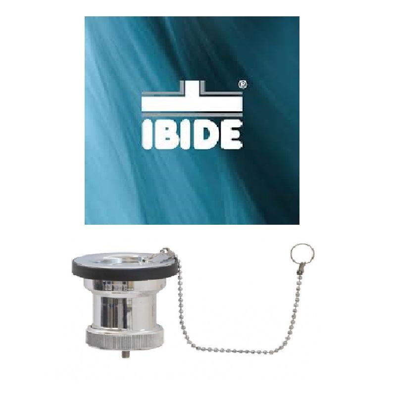 Sifonería cromo Ibide